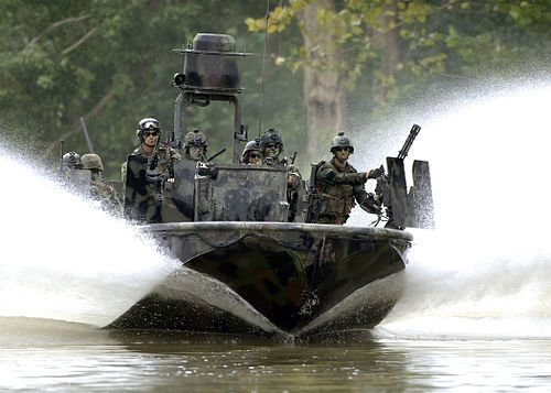 USSOCOM Riverine Warfare Center Stennis