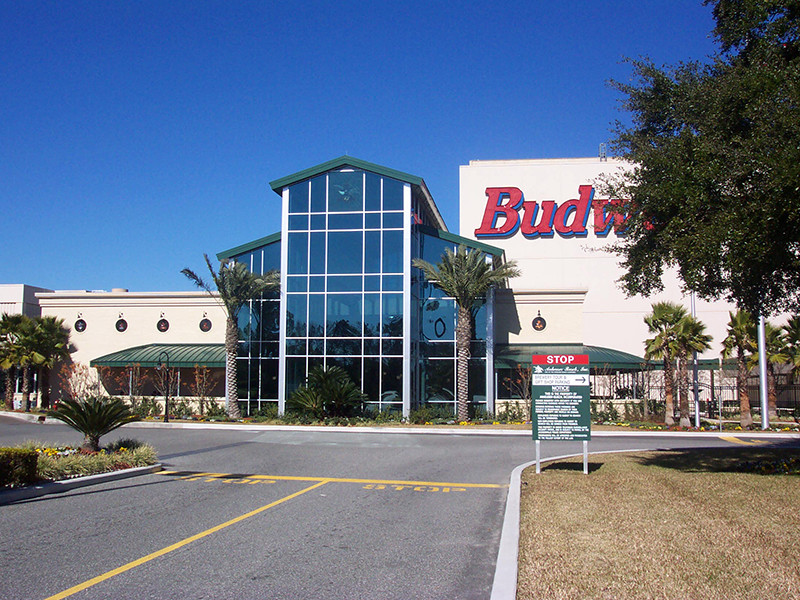 Anheuser Busch Facility Jacksonville
