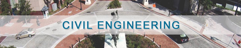 Civil Engineering Header Image