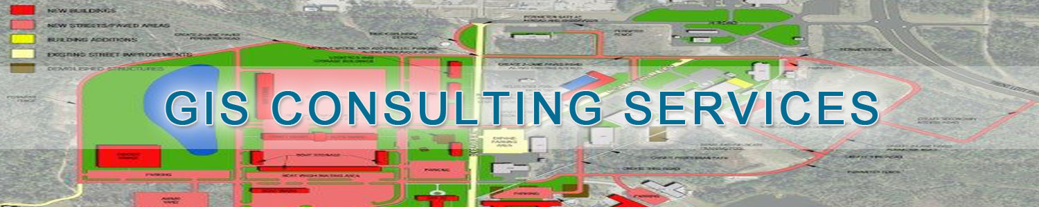 GIS Consulting Services Page Header