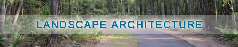 Landscape Architecture Page Header