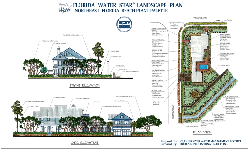 Water Star Program for St. Johns River Water Management District