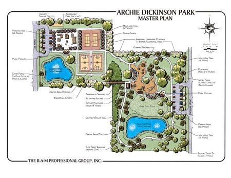 Archie Dickinson Park